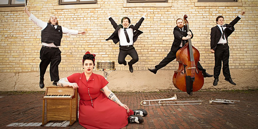 My New Orleans – with Davina & The Vagabonds (Minnesota)